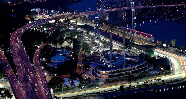 F1 2018 Singapore