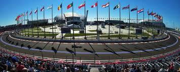 Formula 1 2018 Russia, la partenza