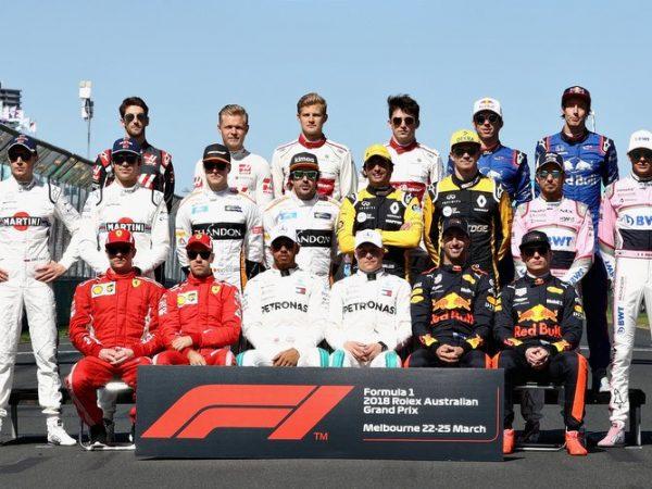 Formula 1, calendario 2019