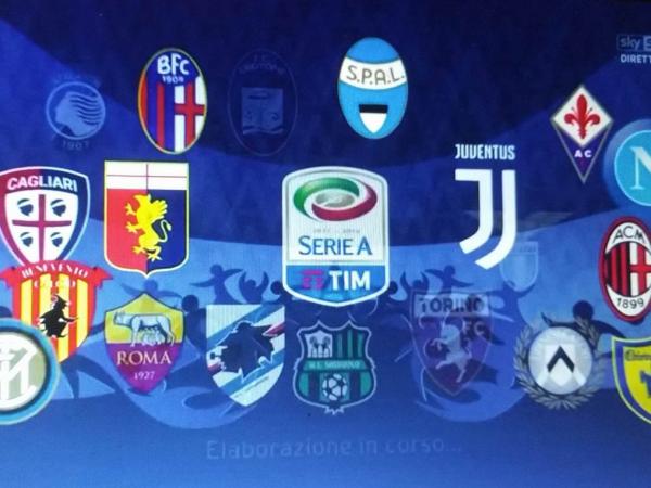 Serie A, decima giornata