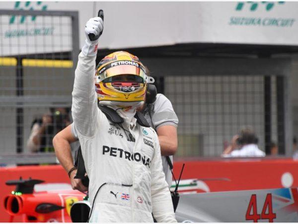 Le qualifiche del GP Formula 1 Giappone