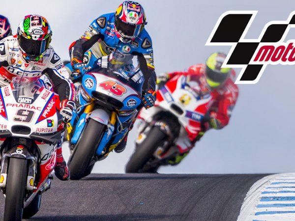Via alle Prove 2018 Moto GP
