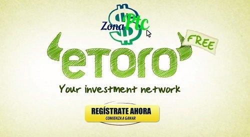 Investi nei mercati su eToro