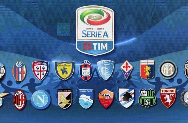 Serie A, il programma della 22 esima giornata