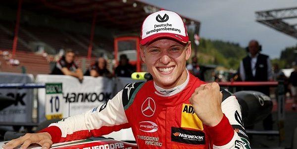 Formula 1 - L'Academy Ferrari da il benvenuto a Mick Schumacher