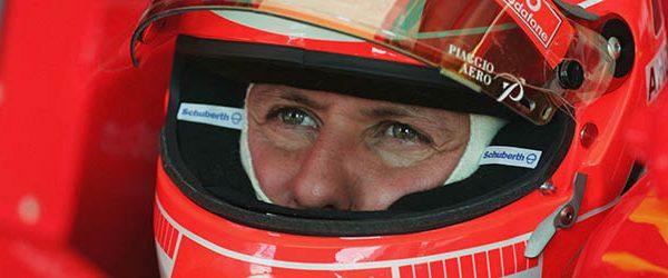 I 50 anni di Michael Schumacher