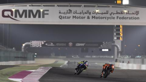 Test Moto GP, Qatar – Day 1