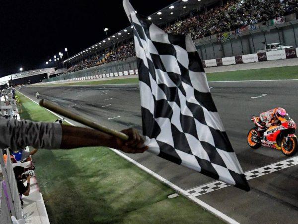 Test Moto GP, Qatar – Day 2