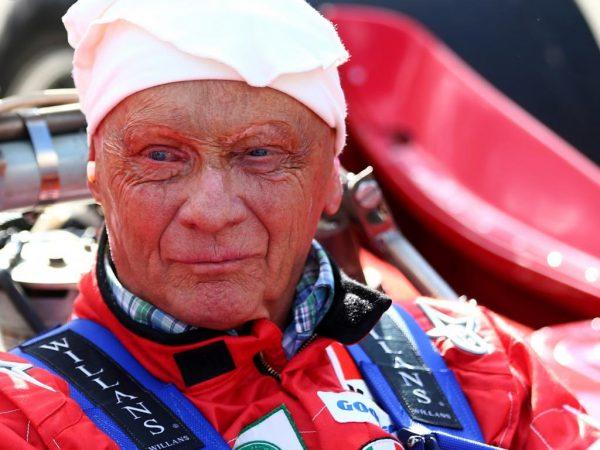 Niki Lauda – Condizioni cliniche