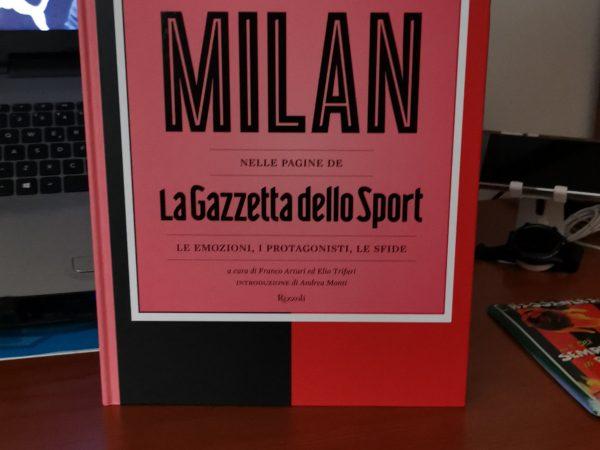 La leggenda del grande Milan nelle pagine de La Gazzetta dello Sport
