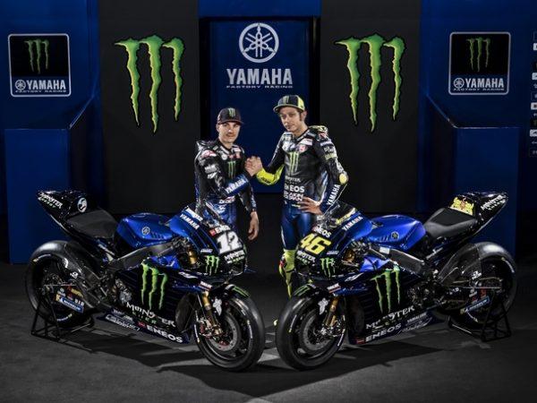 Presentazione Yamaha – Moto GP 2019