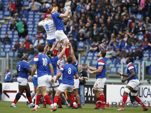 6 Nazioni, Turno 5: Italia-Francia