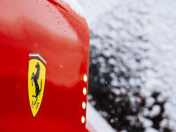 I cambiamenti della Ferrari