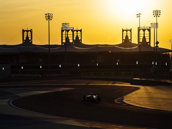 Formula 1, Conferenza stampa del Bahrain