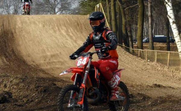 Il Motocross dice addio Jacopo