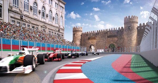 GP Formula 1 Azerbaijan, la gara