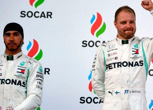 Bottas – Hamilton, tutto bene in casa Mercedes?