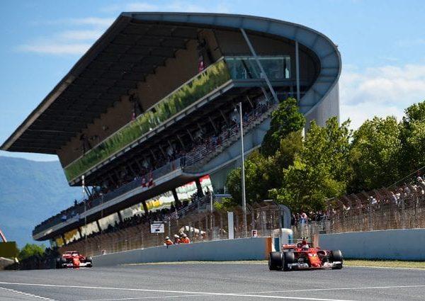 Formula 1 2019 Spagna - la gara