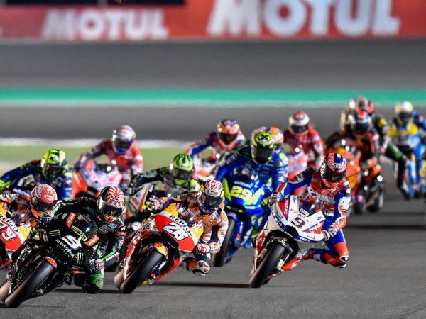 MotoGP 2019-Test Barcellona