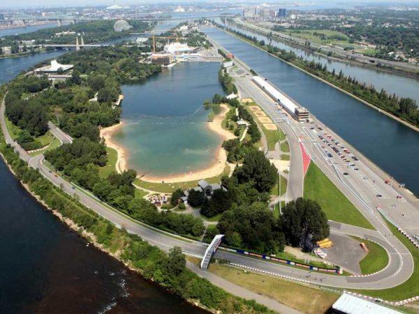 F1 2019 Canada - il paddock