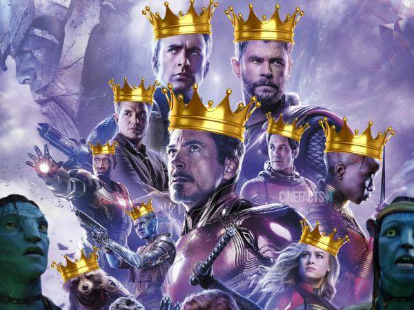 """""""Avengers: Endgame"""" supera """"Avatar"""""""
