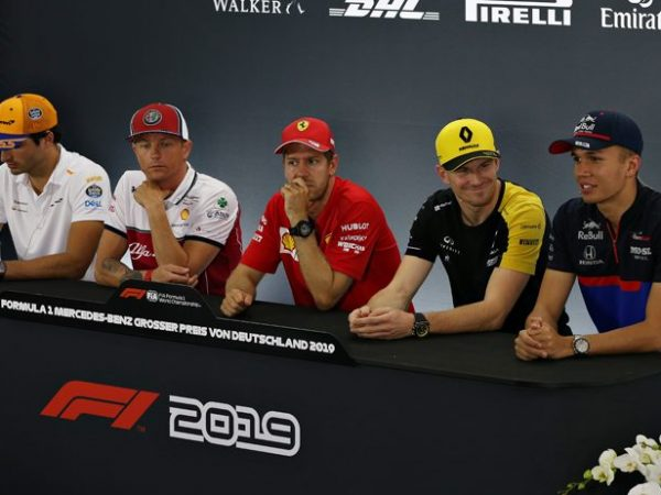 GP F1 2019 Germania – la Conferenza stampa