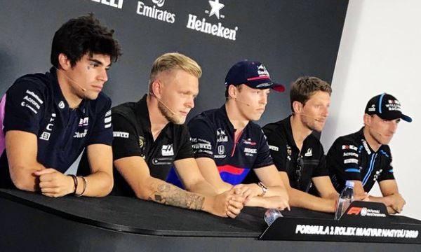 GP Formula 1 Ungheria – Conferenza Stampa