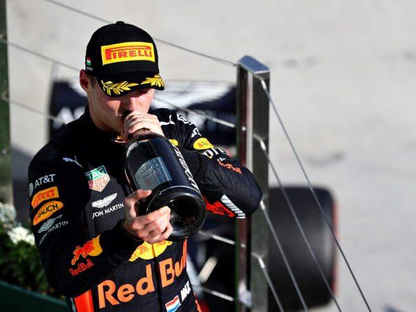 Formula 1 2019 Hungaroring – il podio