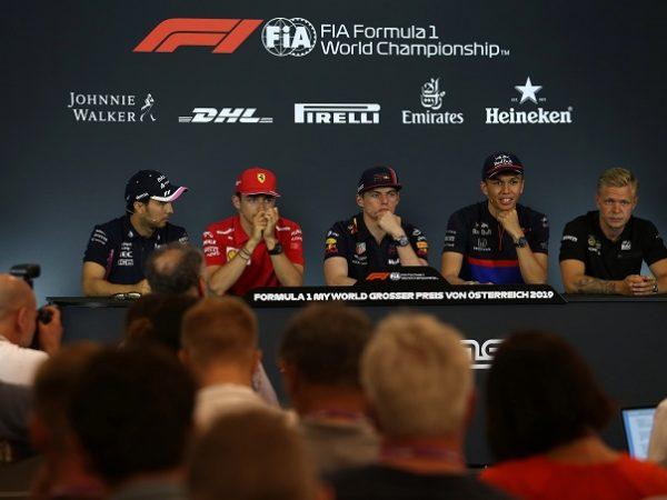 GP F1 2019 Belgio – Conferenza stampa