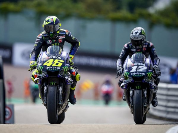 MotoGP Brno – Test