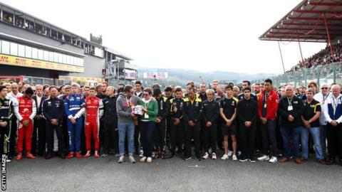 Belgio 2019 GP F1 – il Paddock