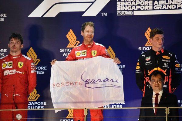 F1 – tra i due litiganti il terzo gode