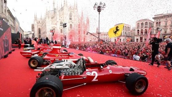 I 90 anni della Ferrari