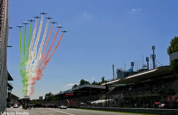 Formula 1 2019 Monza – la gara