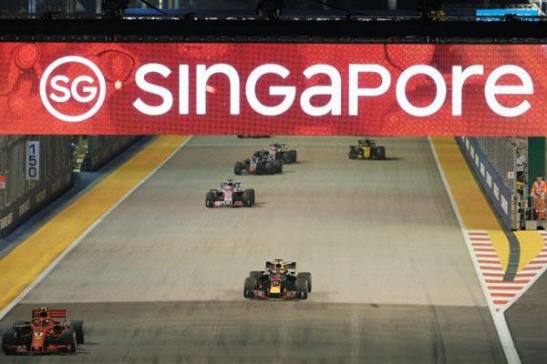 GP Formula 1 Singapore - le qualifiche