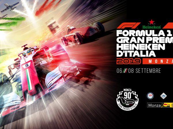 F1 2019 Italia – il paddock