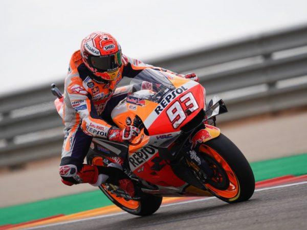 MotoGP 2019 Aragon – le qualifiche