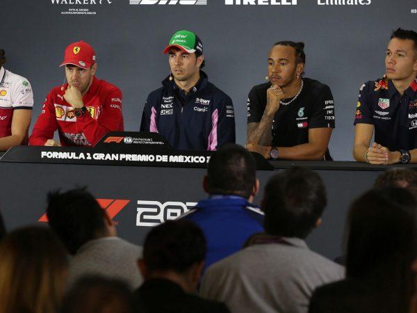 GP F1 2019 Messico – Conferenza Stampa