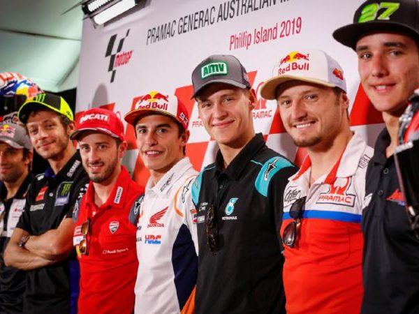 MotoGP 2019 Australia – Conferenza stampa