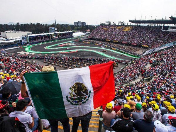 F1 2019 Messico – la gara
