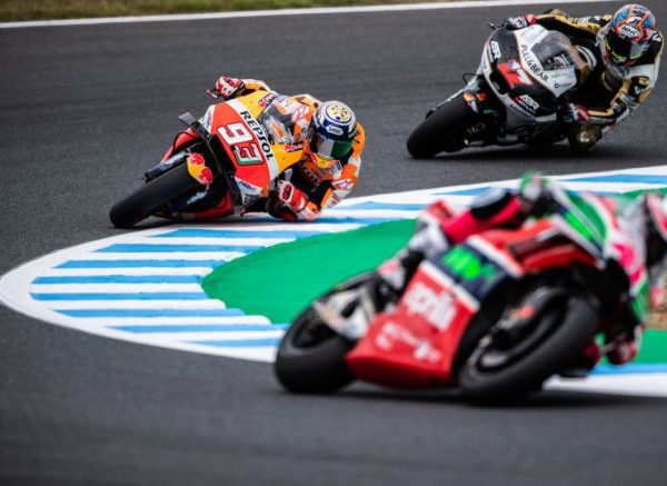 MotoGP 2019 Giappone - le qualifiche