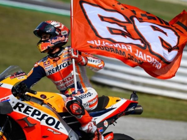 MotoGP 2019 Thailandia – la gara