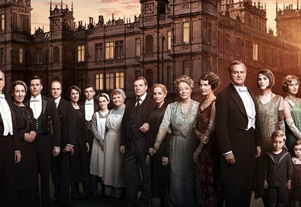 Downton Abbey arriva nelle sale