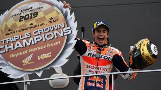 MotoGP Valencia – la gara