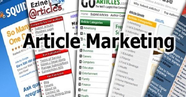 Article marketing, di cosa parliamo