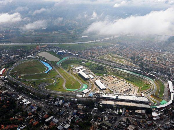 Formula 1 2019 Interlagos – il paddock