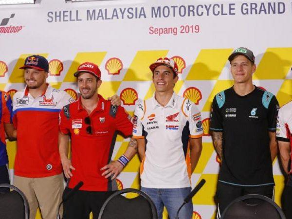 MotoGP Malesia – Conferenza stampa