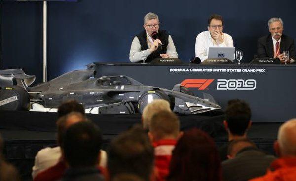 F1, arriva il nuovo regolamento per il 2021