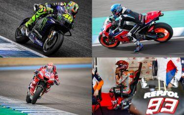 MotoGP, test a Jerez
