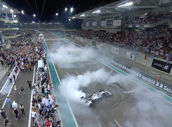 Formula 1 2019 Abu Dhabi – la gara